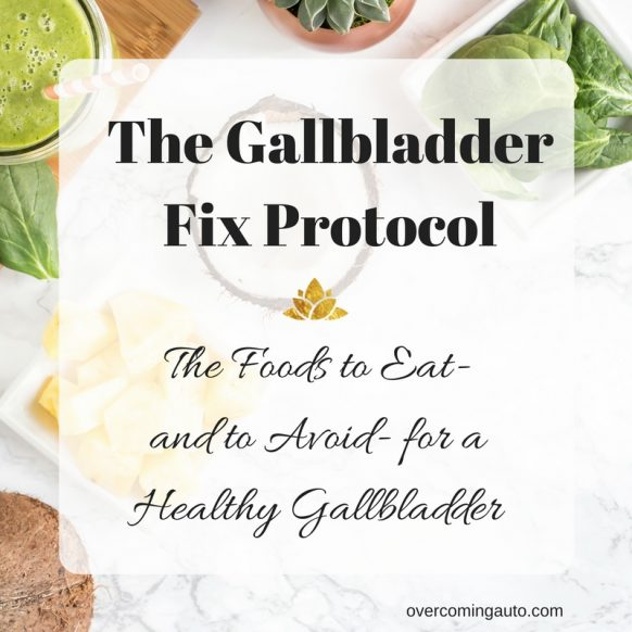 Fix Your gallbladder problems naturally with the right foods. Gallbladder issues are often linked to hormone imbalance, including thyroid problems and toxicity.