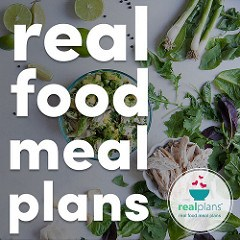 Real Plans offers meal plans based on your specific dietary needs including AIP GAPS and more.  Thyroid Diet meal plans