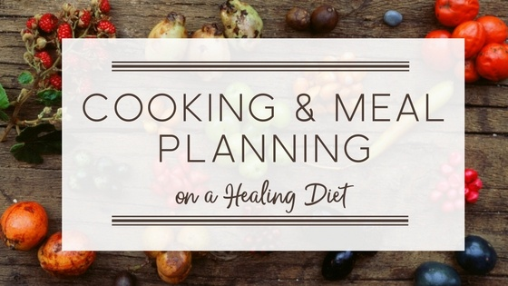 Cooking and meal planning tips for those following a thyroid healing diet like AIP, GAPS or gluten free | thyroid diet | Hashimoto's | hormone health